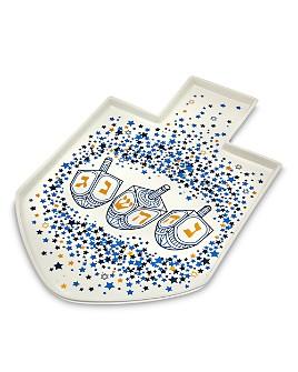Godinger - Dreidel Latke Platter