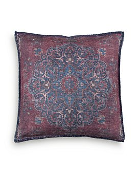 "Ren-Wil - Lamere Flange Decorative Pillow, 22"" X 22"""
