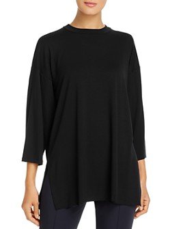 Eileen Fisher - Relaxed Tunic Top