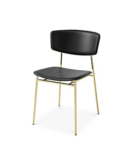 Calligaris - Fifties Leather Chair
