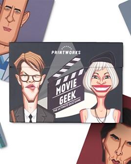 PRINTWORKS - Movie Geek Trivia Game