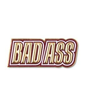PRINTWORKS - Badass Sticker