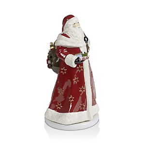 Villeroy & Boch Christmas Toys Memory Musical Santa Figurine