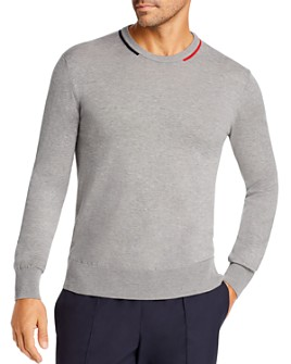Moncler - Cotton Crewneck Sweater