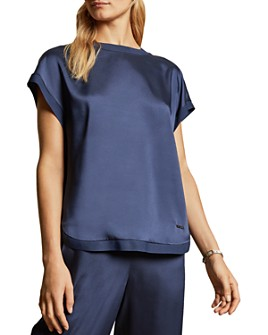 Ted Baker - Rozia High/Low Relaxed Top