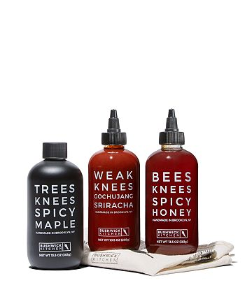 Bushwick Kitchen - Threes Knees Spicy Gift Set