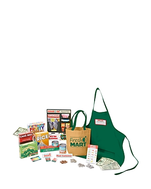 Melissa & Doug Fresh Mart Grocery Store Companion Collection - Ages 3+