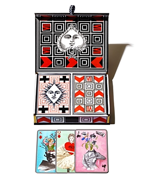 Chronicle Books Christian Lacroix Poker Face Playing Cards
