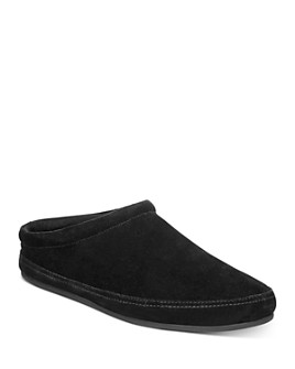 Vince - Men's Howell Shearling-Lined Slippers