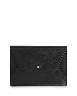 ROYCE New York - Leather Passport Holder