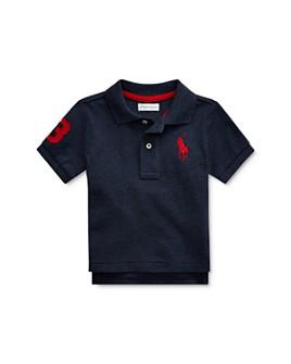 Ralph Lauren - Boys' Cotton Mesh Polo Shirt - Baby