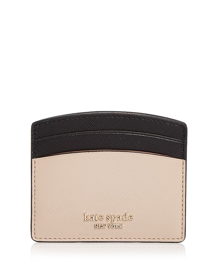 kate spade new york - Spencer Leather Card Case