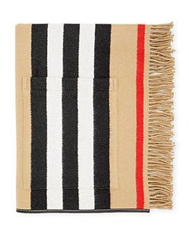 Burberry - Icon Stripe Cape
