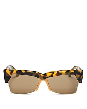 Karen Walker - Women's Ezra Square Sunglasses, 58mm