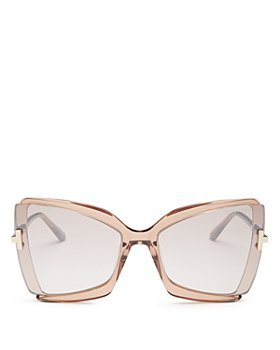 Tom Ford - Women's Gia Butterfly Sunglasses, 63mm