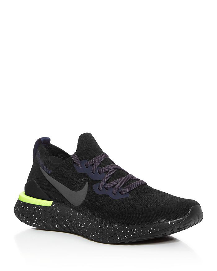 Nike - Men's Epic React FlyKnit 2 SE Low-Top Sneakers