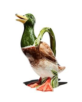 Bordallo Pinheiro - Duck Pitcher