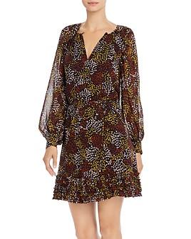 Joie - Donetta Printed Silk Dress
