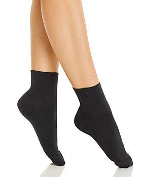 Ralph Lauren - Microfiber Anklet Socks