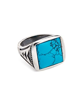Degs & Sal - Turquoise & Sterling Silver Ring