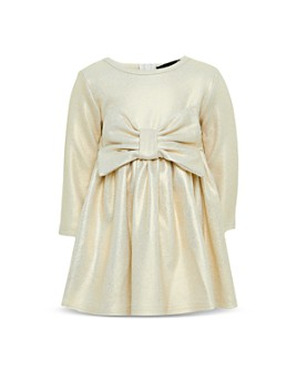 Bardot Junior - Girls' Farrah Ponte Bow Dress - Baby