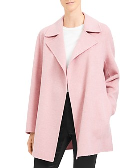 Theory - Double-Faced Wool & Cashmere Coat