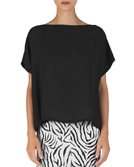 ATM Anthony Thomas Melillo - Crepe Georgette Top