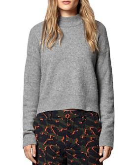 Zadig & Voltaire - Eva Cashmere-Blend Sweater