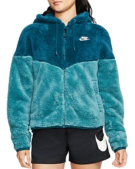 Nike - Color-Block Fleece Jacket