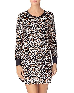 kate spade new york Cozy Sleepshirt - 100% Exclusive-Women