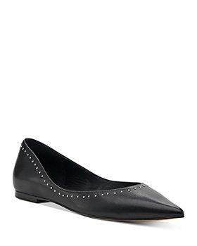 Botkier - Women's Aubrey Studded Leather Flats