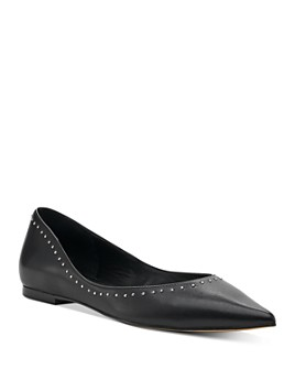 Botkier - Women's Aubrey Studded Leather Flats