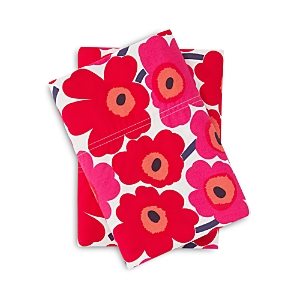 Marimekko Mini Unikko Standard Pillowcase, Pair