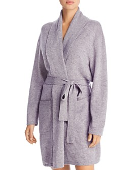Arlotta - Cashmere Blend Short Robe - 100% Exclusive