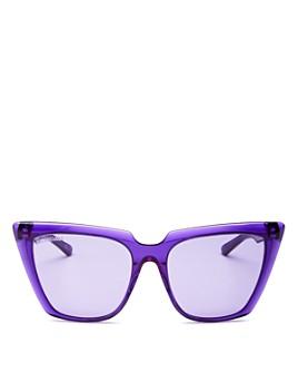 Balenciaga - Women's Cat Eye Sunglasses, 55mm