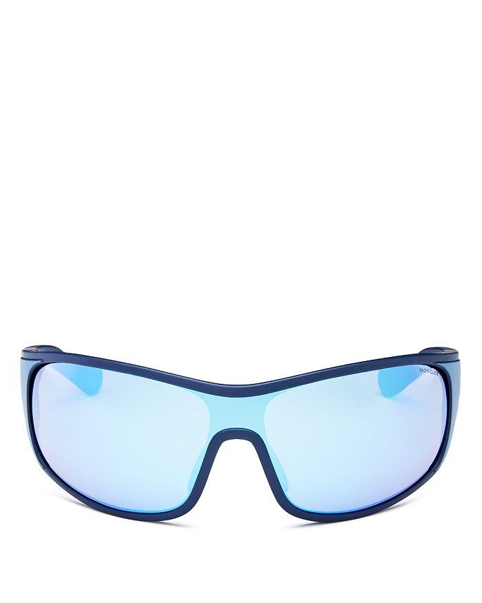 Moncler - Men's Shield Sunglasses, 135mm