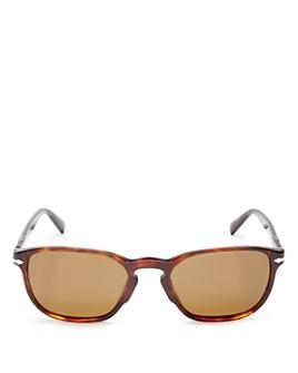 Persol - Men's Polarized Square Sunglasses, 54mm