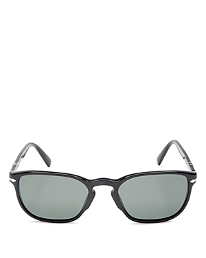 Persol Men's Polarized Square Sunglasses, 54mm