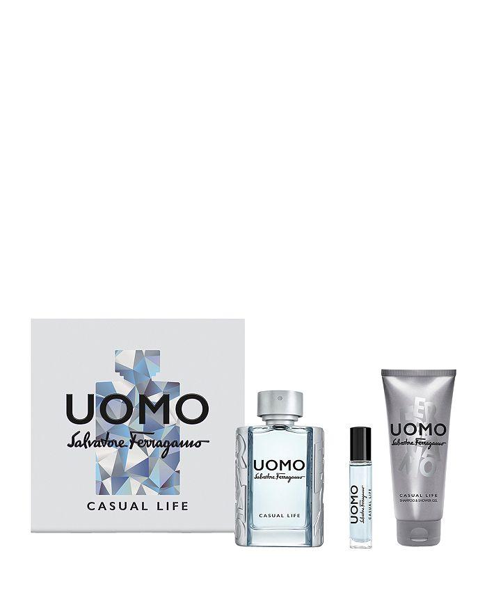 Salvatore Ferragamo - Uomo Casual Life Eau de Toilette Gift Set ($120 value)