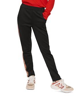 Maje - Postiche Track Pants