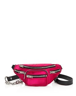 Alexander Wang - Attica Mini Satin Belt Bag