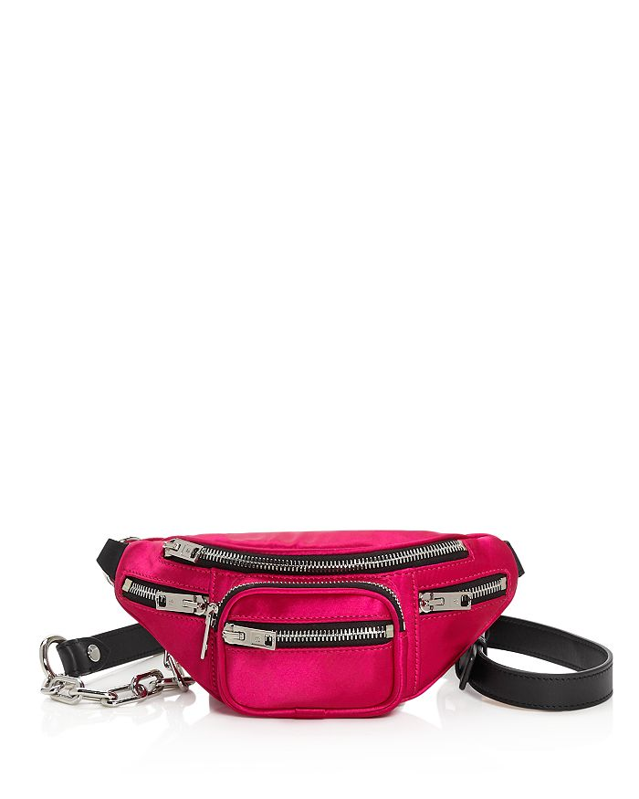 Alexander Wang - Attica Mini Satin Belt Bag