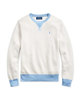 Ralph Lauren - Boys' Textured Sweater - Big Kid