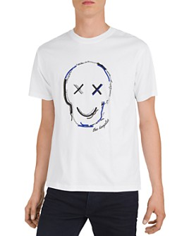 The Kooples - Smiley Skull Tee