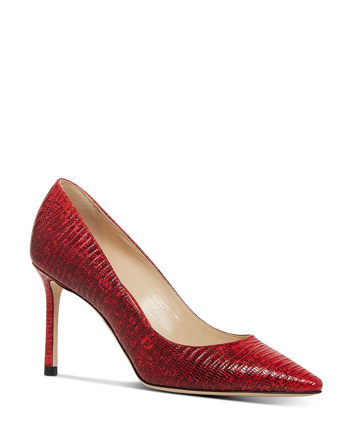 Jimmy Choo - Women's Romy 85 Pointed-Toe Pumps