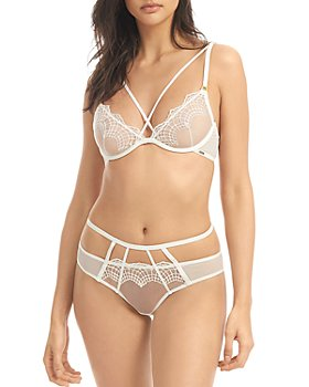 Bluebella - Zola Bra & High-Waist Briefs