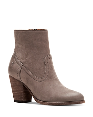 Frye Low heels WOMEN'S ESSA HIGH-HEEL BOOTIES