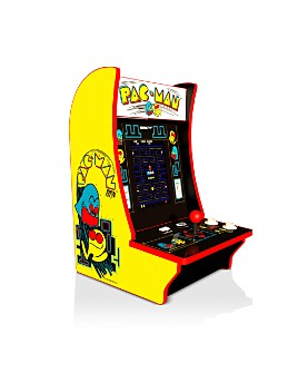 COKeM - Arcade1Up Pac-Man Counter-cade Tabletop Game