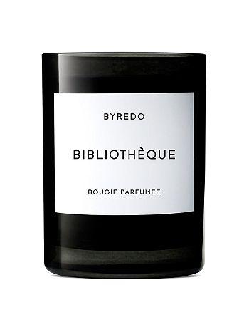 BYREDO - Bibliothèque Fragranced Candle