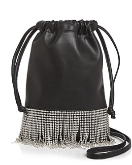 AQUA - Crystal Fringe Crossbody - 100% Exclusive